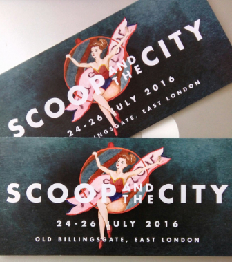 Scoop in the City July 2016