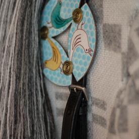 Rhiannon's Horse bridle pieces